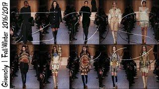 Givenchy | Осень-Зима 2016/2017 Полный Показ Мод