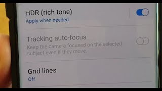 note 9 camera settings greyed out - Thủ thuật máy tính