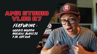Studio Vlog 07: Featuring P.M. Arthur!