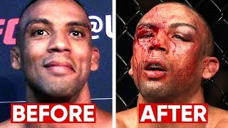 Khabib's Opponents BEFORE AND AFTER | 5 Times Khabib Mauled His Opponents
