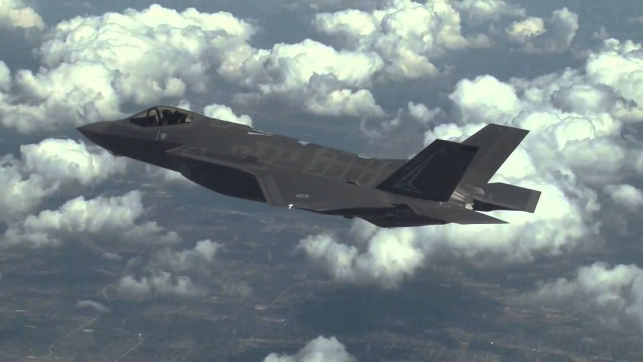 Watch Australia's F-35A Joint Strike Fighter Take Its Maiden Flight