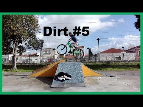 Dirt #5 - Diversão pelo Skate Park da Mealhada