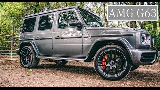 Mercedes 2019 AMG G63 G-Wagon Review