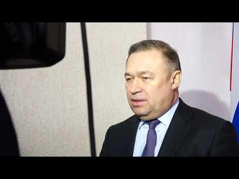 Красносулинский район посетил первый заместитель Губернатора РО Гончаров В.Г.