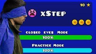 Geometry Dash - Level Ten Closed Eyes