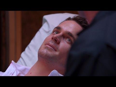 white collar neal caffrey death scene