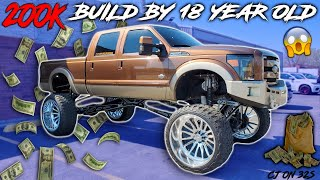 THIS 18 YEAR OLD 200K LIFTED FORD TRUCK ON 42x16 50R30 IS SIMPLY AMAZING