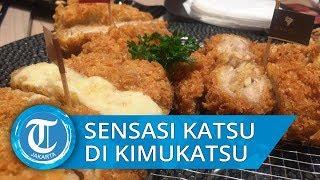 Sensasi Makan Katsu Dengan Menumbuk Bumbu Sendiri di Kimukatsu