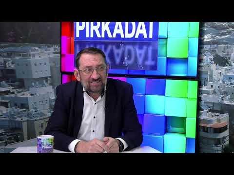 PIRKADAT Breuer Péterrel: Dr. Komáromi Zoltán