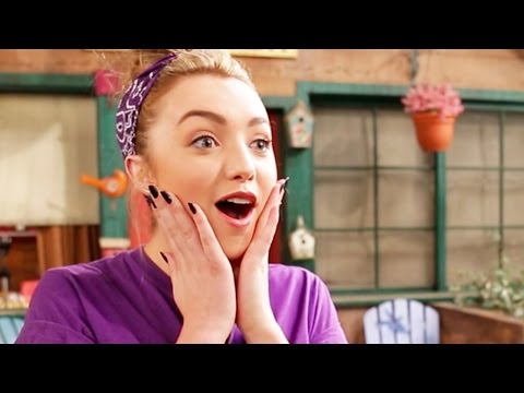 Skai Jackson, Peyton List, and Miranda May Play Fill in the Blank | BUNK'D | Disney