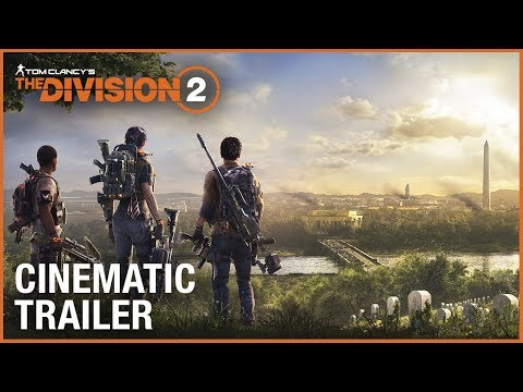 Tom Clancy's The Division 2: E3 2018 Cinematic Trailer | Ubisoft [NA] thumbnail