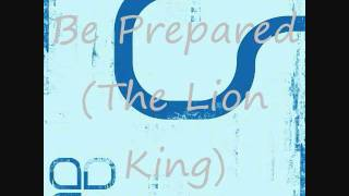 Be Prepared (The Lion King) - Arid Zone Avenues
