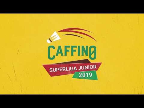 Press Conference Caffino Superliga Junior 2019