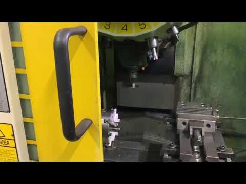 Centro Di Lavoro Verticale ROBODRILL ALPHA T 21 IF L 9