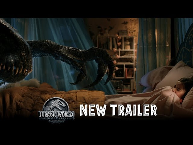 Jurassic World: Fallen Kingdom Trailer 2