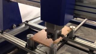 CNC Çoklu delik makinemiz