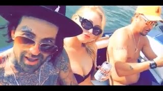 Yelawolf X Kid Rock Snapchat Video 20 (13.06.2016)