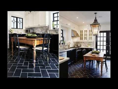Черные Кухни - 88 Лучших Интерьеров