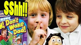 Sshh Don't Wake Dad: Game Review of Don't Wake Dad by Drumond Park Games!    Beau's Toy Farm