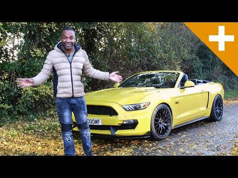 Rory Reid And His Ford Mustang V8 GT | Carfection +