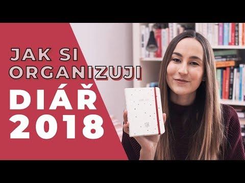 Jak si organizuji diář? | 2018