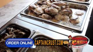 preview picture of video 'Captain Crust Pizza & Soul Food Pontiac Food and Family'