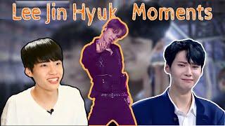 |Engsub| TOP Media Lee Jin Hyuk! Little moments to remember him. [Produce X 101]