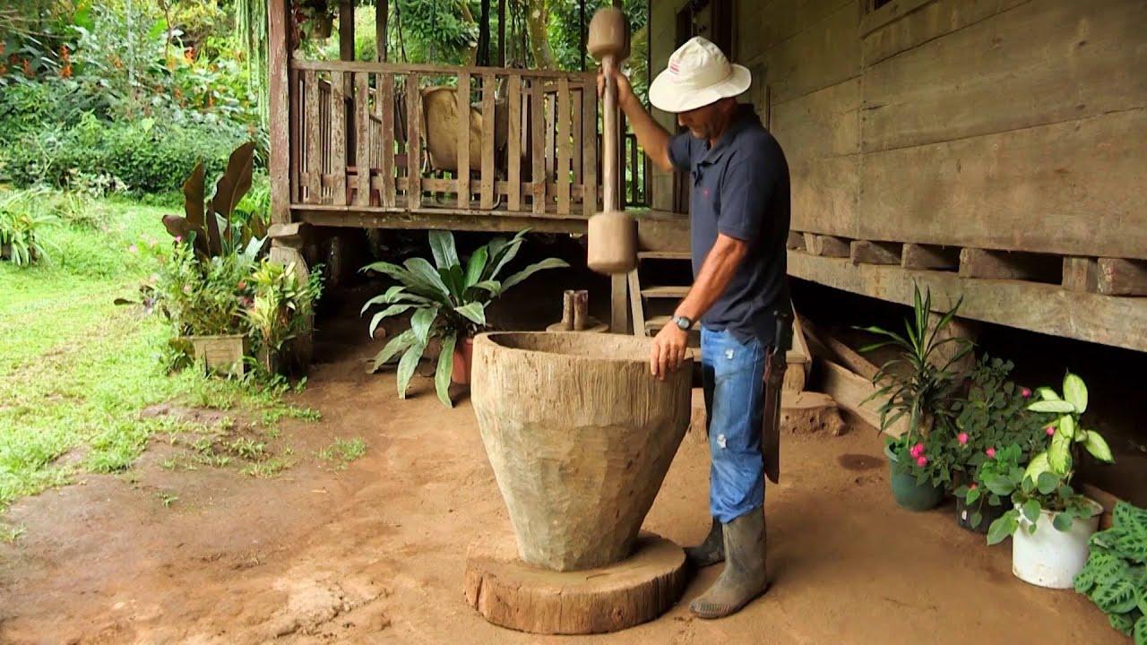 Costa Rica: Kaffeeanbau (1:07)