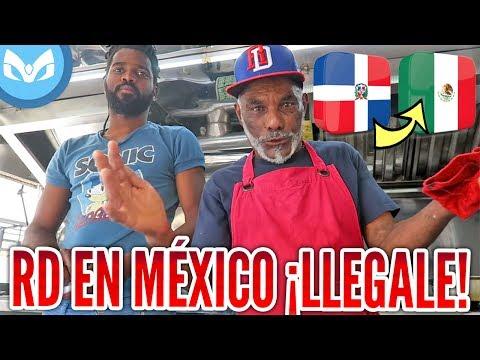 REPUBLICA DOMINICANA EN MEXICO PARTE 2