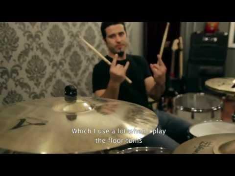 PRIDE MUSIC - Artists SetUP - Jean Dolabella - Zildjian