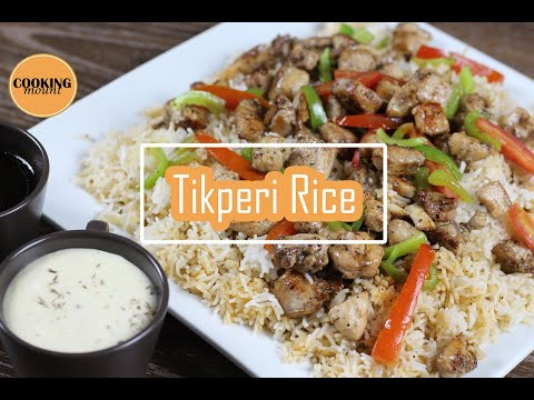 TikPeri Rice Recipe With Potato Sauce | A unique Recipe Only on Cooking Mount
