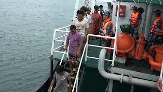 Bắt giữ vụ sang mạn 1,3 triệu lít D.O trái phép trên vùng biển Tây Nam