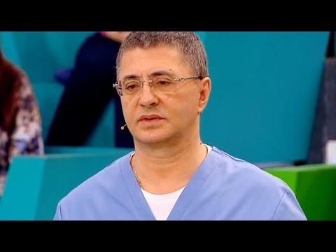 Доктор Мясников о гемангиоме печени