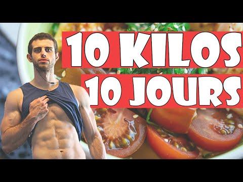 Kilojoules à manger pour perdre du poids
