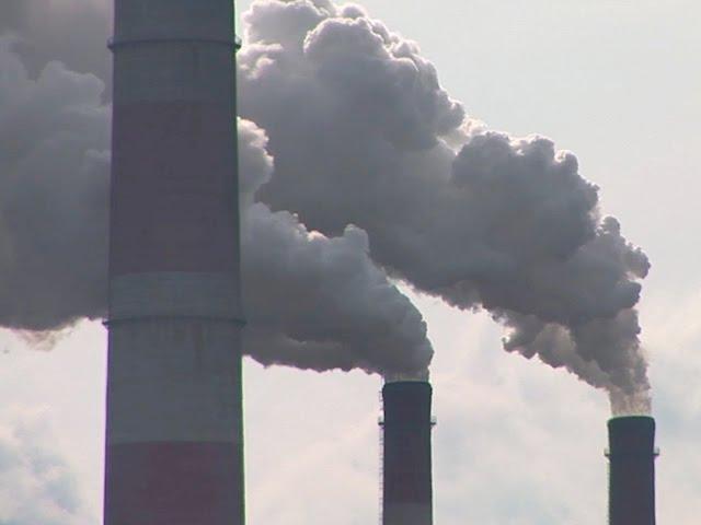 Приангарье на третьем месте по загрязненности