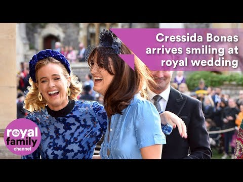 mp4 Cressida Bonas Dress Royal Wedding, download Cressida Bonas Dress Royal Wedding video klip Cressida Bonas Dress Royal Wedding