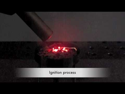 Ignition Process Igniter BR4 Leister
