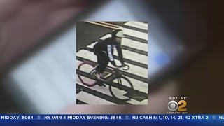 Wanted: Bike-Riding Cellphone Thieves