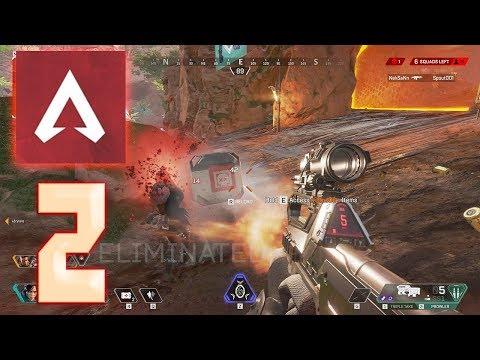 Apex Legends - Gameplay Walkthrough Part 2 (Titanfall battle royale world)