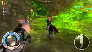 Alicia Online - Team Magic Race 15