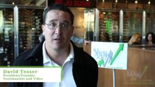 David Tesser - President/Founder - Testimonial and Video