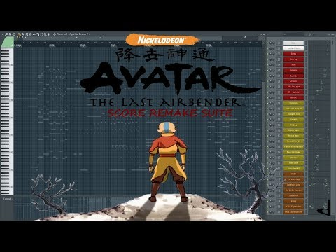 Avatar: The Last Airbender   Score Suite Recreation   FREE PROJECT DOWNLOAD