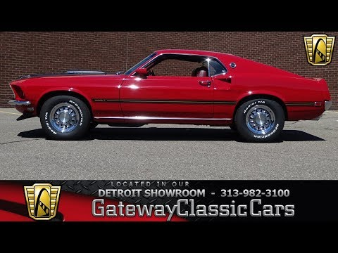 Video of '69 Mustang - LRTY