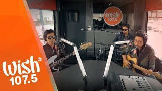 "Orange and Lemons performs ""Hanggang Kailan"" LIVE on Wish 107.5 Bus"