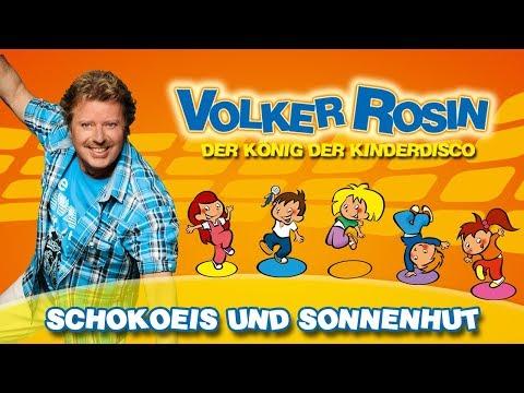 Volker Rosin - Schokoeis und Sonnenhut | Kinderlieder