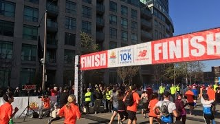 Timelapse of many of the 22,000+ runners at the Sporting Life 10K