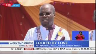 Emurua Dikirr MP Johanna Ng'eno marries love Nayianoi Ntutu
