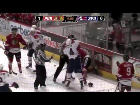 Jeff Faith vs. Tanner Nagel