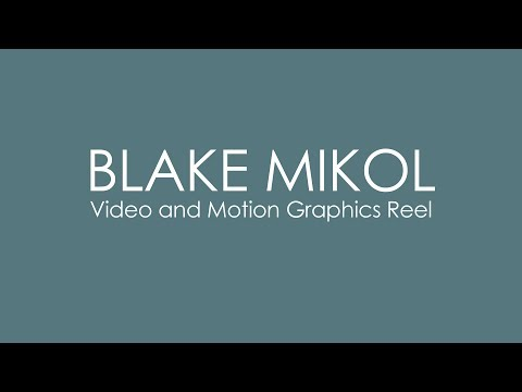 Video and Motion graphics for clients and personal creativity. All created in Adobe After Effects, Premiere and Photoshop