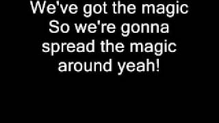Warlock - All We Are (Lyrics)